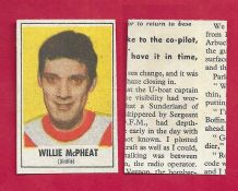 Airdrie Willie McPheat 1968